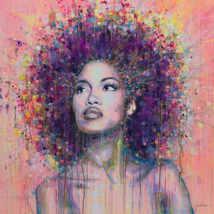 Lykke Steenbach Josephsen 2012 African Woman