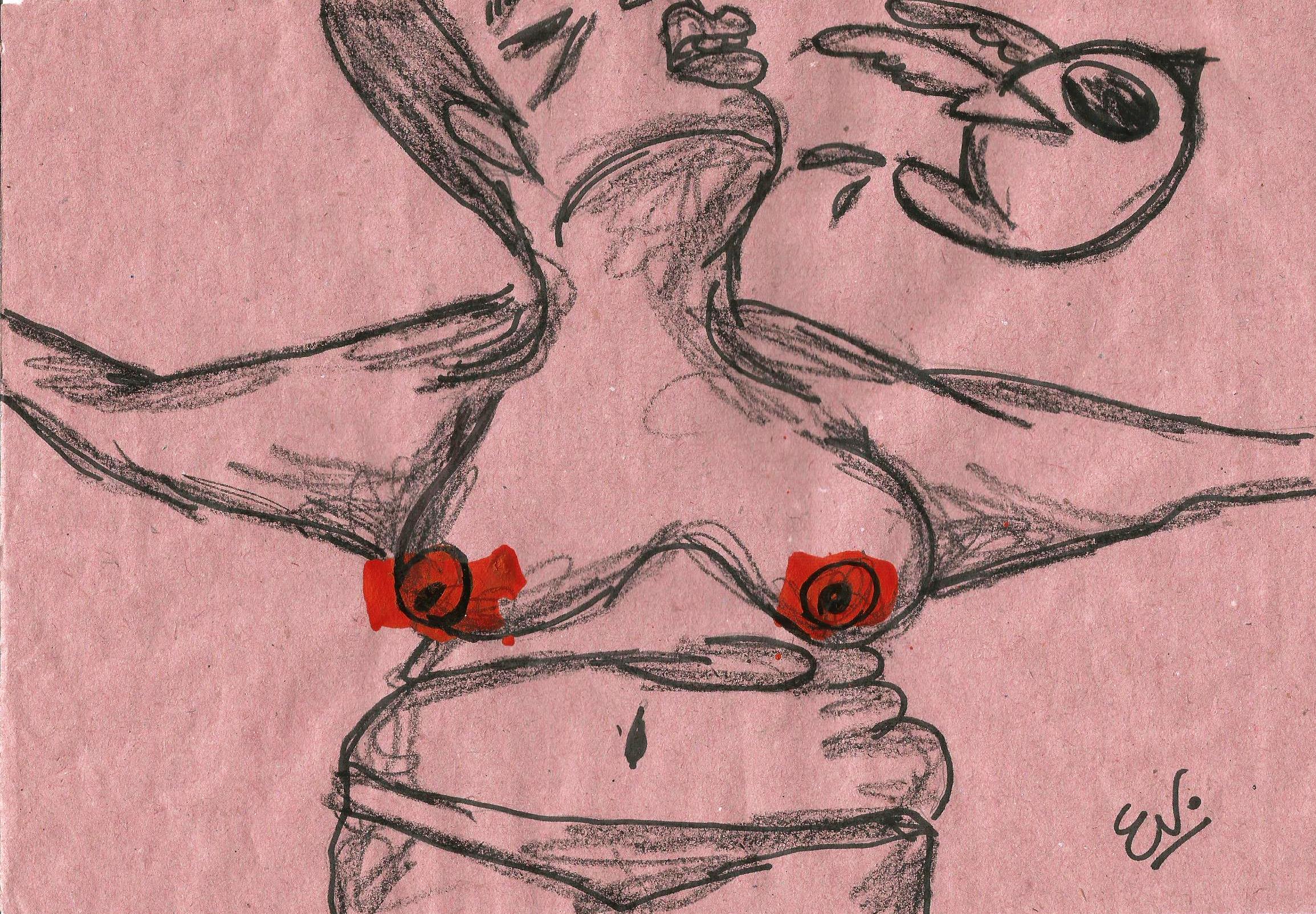 A poesia lésbica marginal existe e resiste!