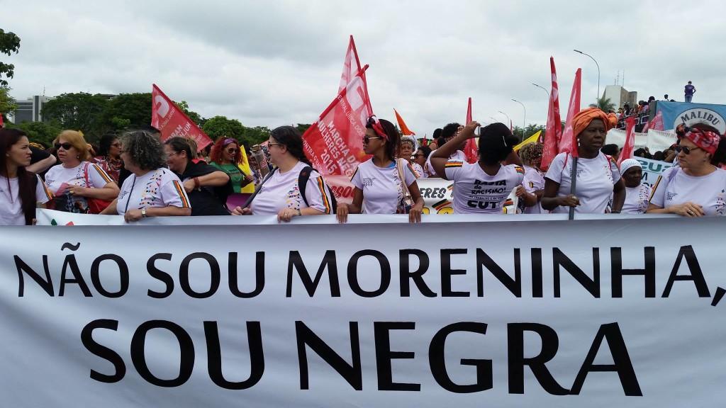 No dia da consciência negra, viramos todos humanos