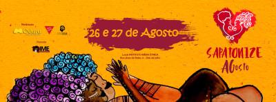 Sapatonize AGosto reune lésbicas negras para discutir afetividades na cidade de Salvador